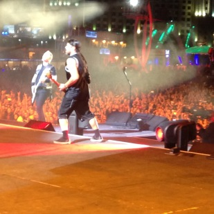 Metallica in Vegas!