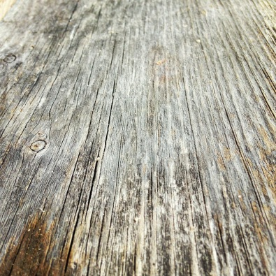 Some very weathered pine.